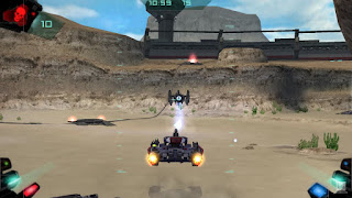 Battlezone PSP Games