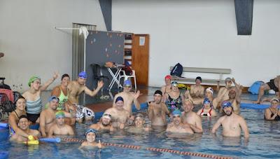 programa inclusivo de natacion en Necochea