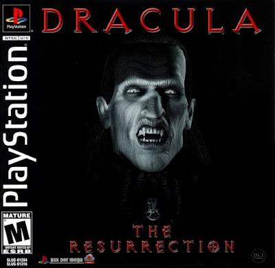 descargar dracula the resurrection playstation