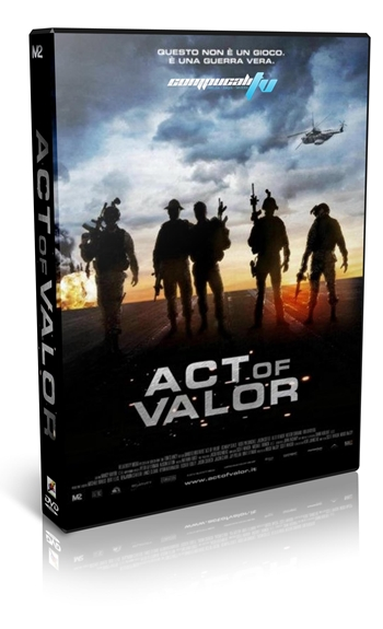 Act of Valor DVDR NTSC Full Español Latino 2012