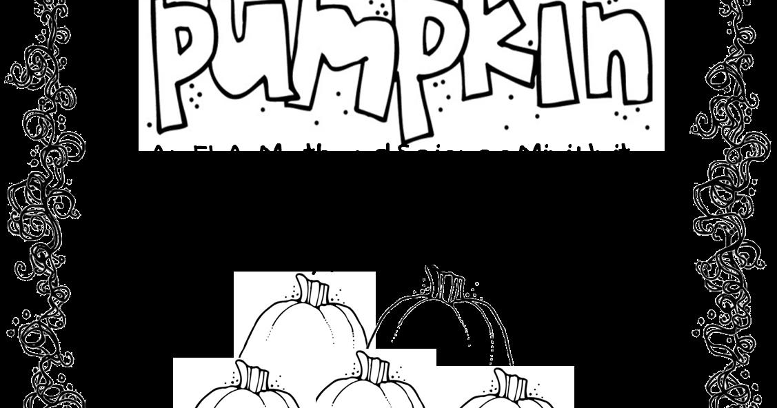 First Grade Wow: Runaway Pumpkin!
