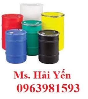Cung cấp thùng phuy nắp nhỏ, thùng phuy đựng hóa chất, thùng phuy đựng nước giá rẻ