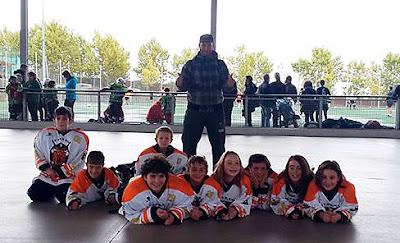 Hockey Tigre Roleando Aranjuez
