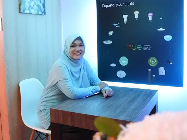Philips Hue, Teknologi Lampu Pintar Terkoneksi Kini Bisa Dibeli di Erajaya