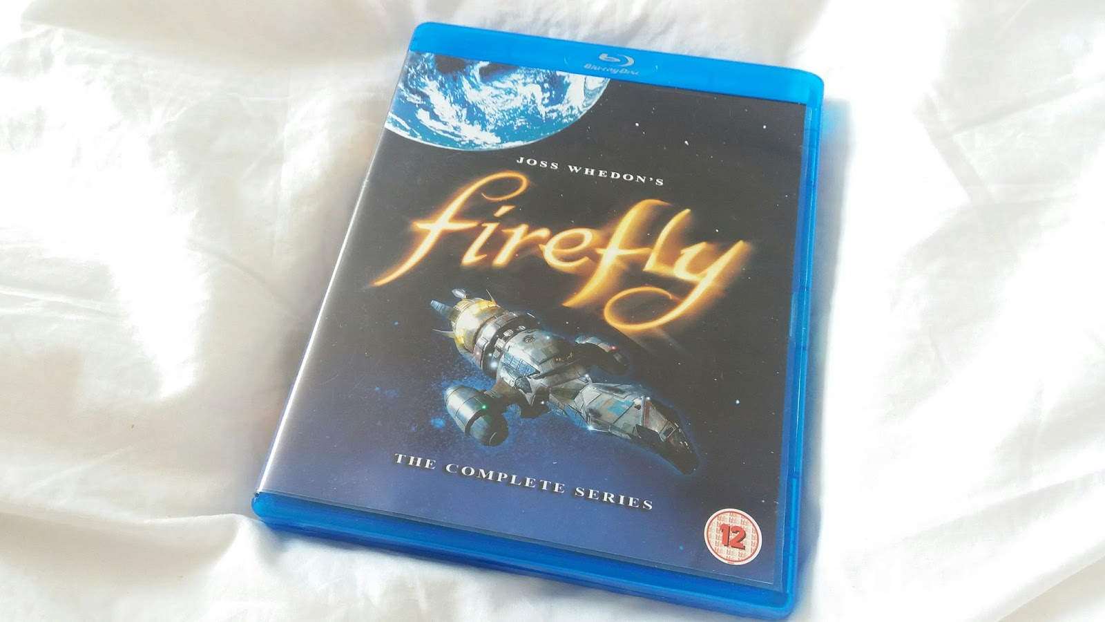 Firefly Blu-Ray Review