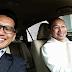 Bekas Menteri, Wahid Omar Jadi Pemandu Uber Dipuji Netizen