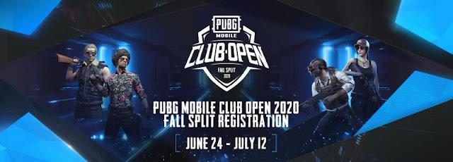 PUBG Mobile: PMCO Fall Split 2020 için kayıt süreci açıklandı!