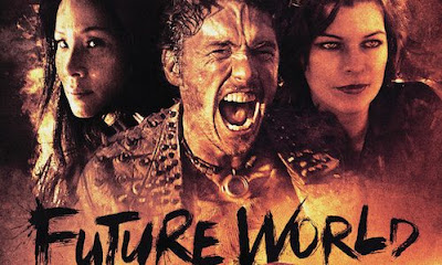 Cinematic Releases: Leather Clad Motorcycle Mayhem: Future World (2018) Reviewed