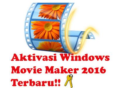 Cara Mudah Melewati Aktivasi Windows Movie Maker 2016