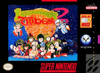 Lemmings 2 [ SNES ]