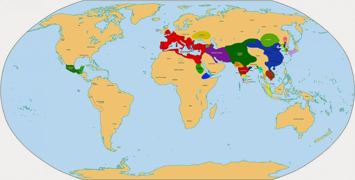 World 200 A.D.