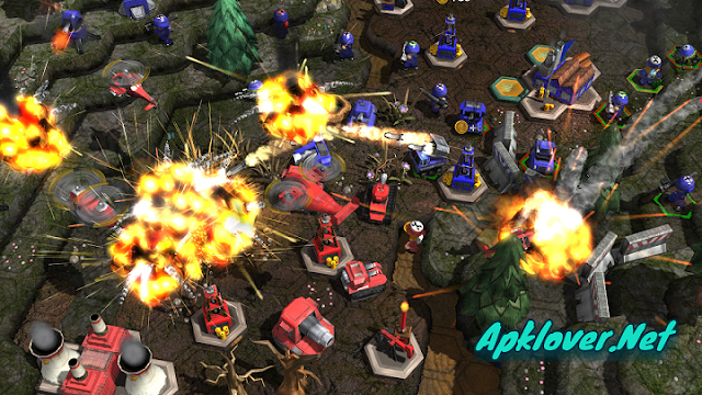 Epic Little War Game APK