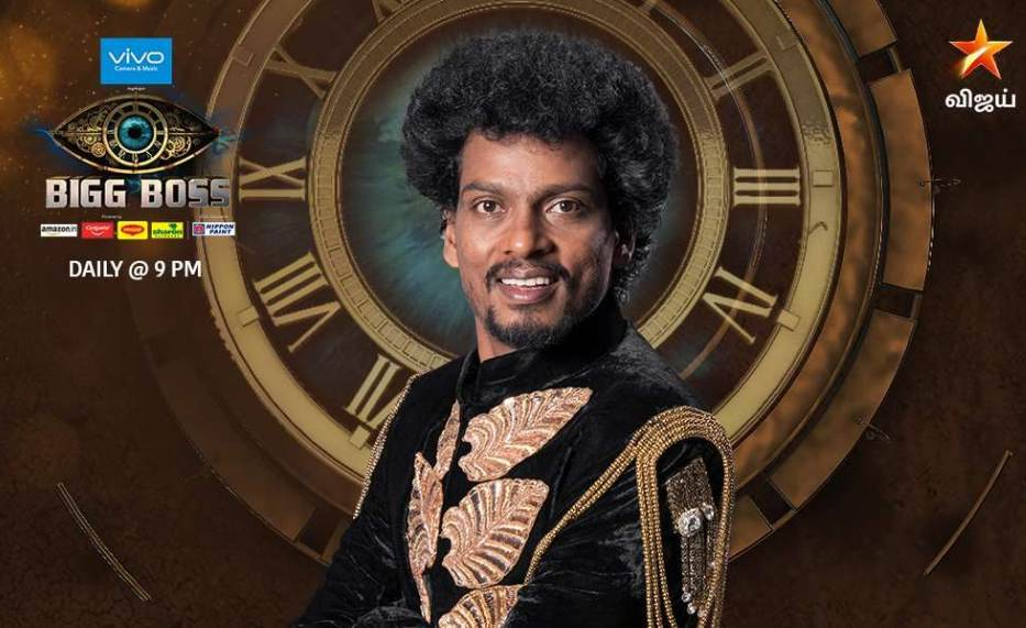 Bigg Boss Vote Tamil Online   Nomination   Mobile Voting   Elimination Sendrayan is an actor and his famous movies are pollathavan  sillambatam   She is still in the house  8367796813 give missed call to bigg boss vote  tamil for