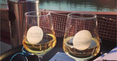 Beaux-Vins evenement juillet 2018 Crozes Hermitage Wine Transat