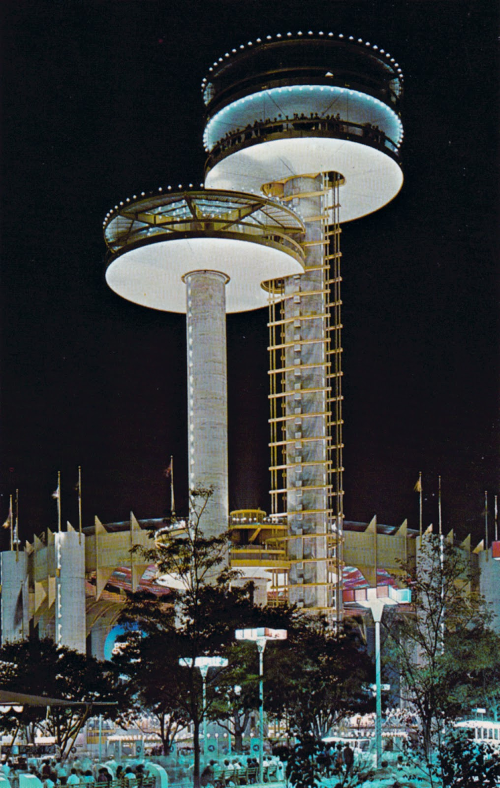 World S Most Beautiful: The Trek Collective: Drex Files: New York World's Fair In