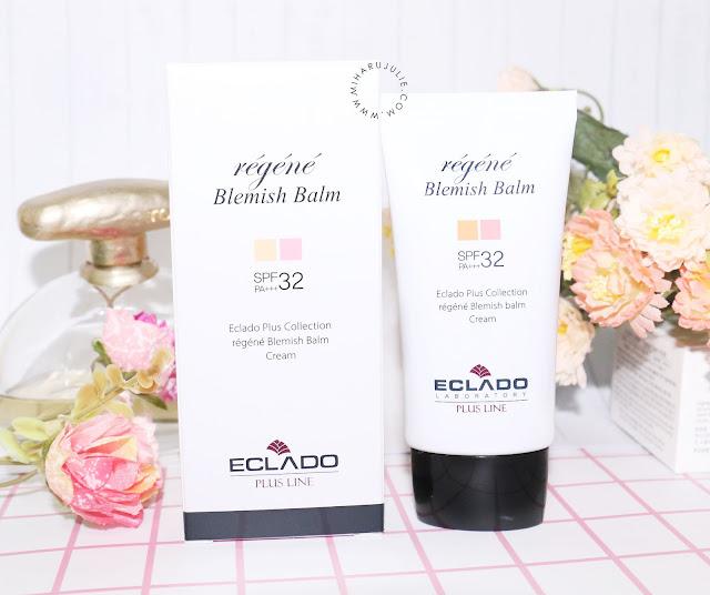 ECLADO Regene Blemish Balm review