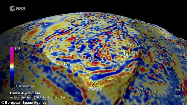 Earth's Second Magnetic Field: Mysterious 'Cocoon' That Protects Our Planet From Solar Storms Earth00