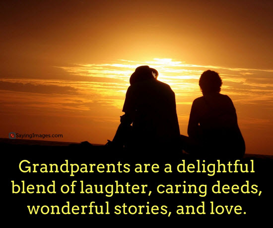 love messages for grandparents