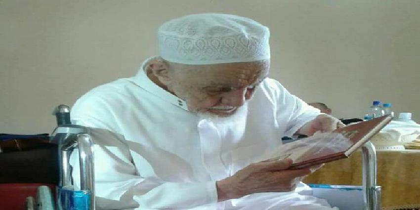 العلامة الفقيه السوسي سيدي صالح بن عبد الله الإلغي الصالح في ذمة الله