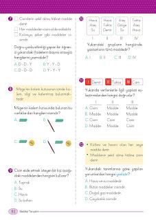 5. Sınıf Arapça Ders Kitabı Cevapları Mektep Sayfa 82