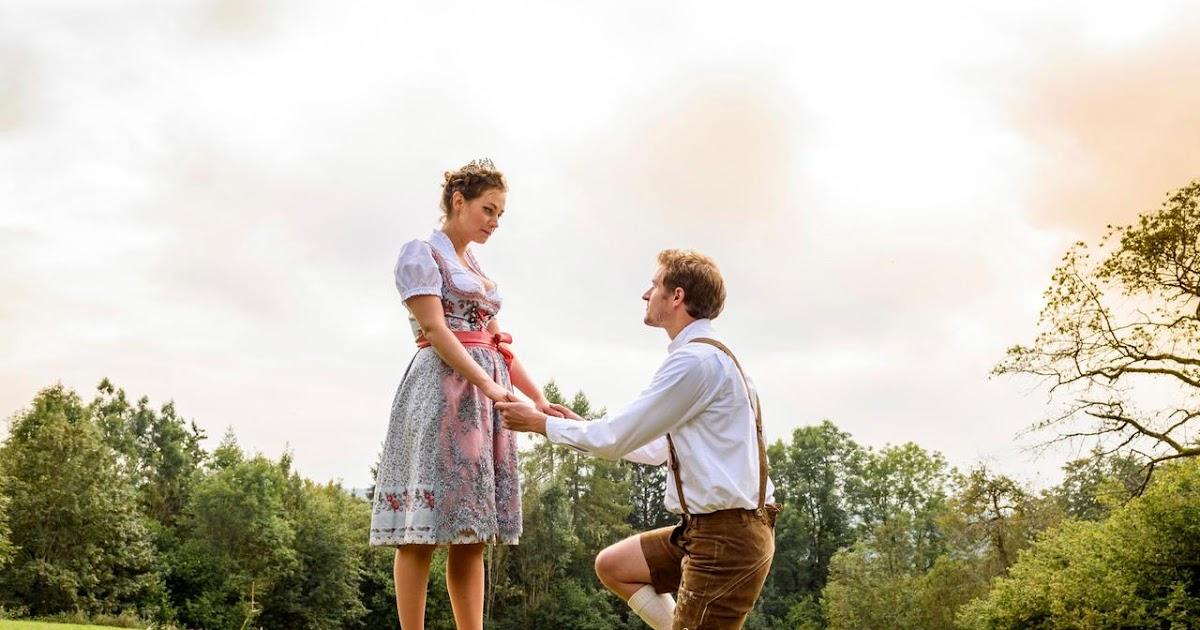 Tempesta D'Amore: Puntata n. 2583 - Oskar chiede a Tina di sposarlo! [Germania, 28 novembre 2016]