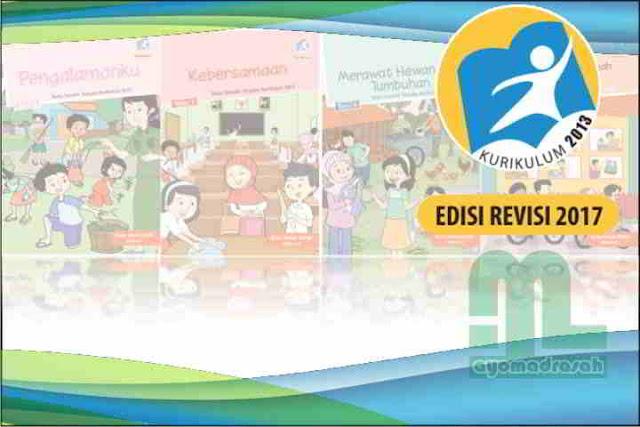 Buku K13 Kelas 2 Semester 2 SD/MI Revisi 2017