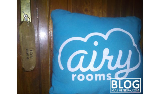 #KapanAjaBisa Nginep di Airy Rooms Kemang - Blog Mas Hendra