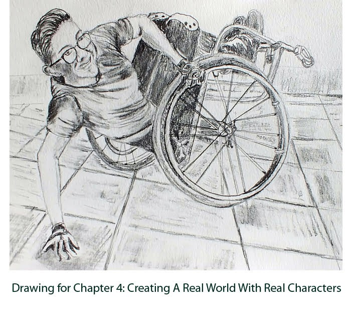 Drawing for Chapter 4: Creating a Real World With Real Characters