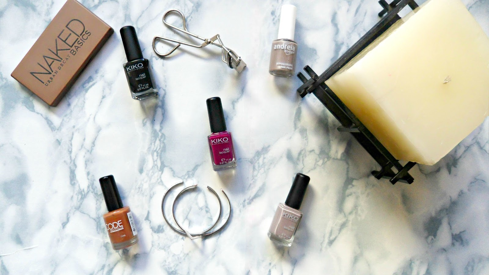 5 NAIL POLISHES FOR FALL