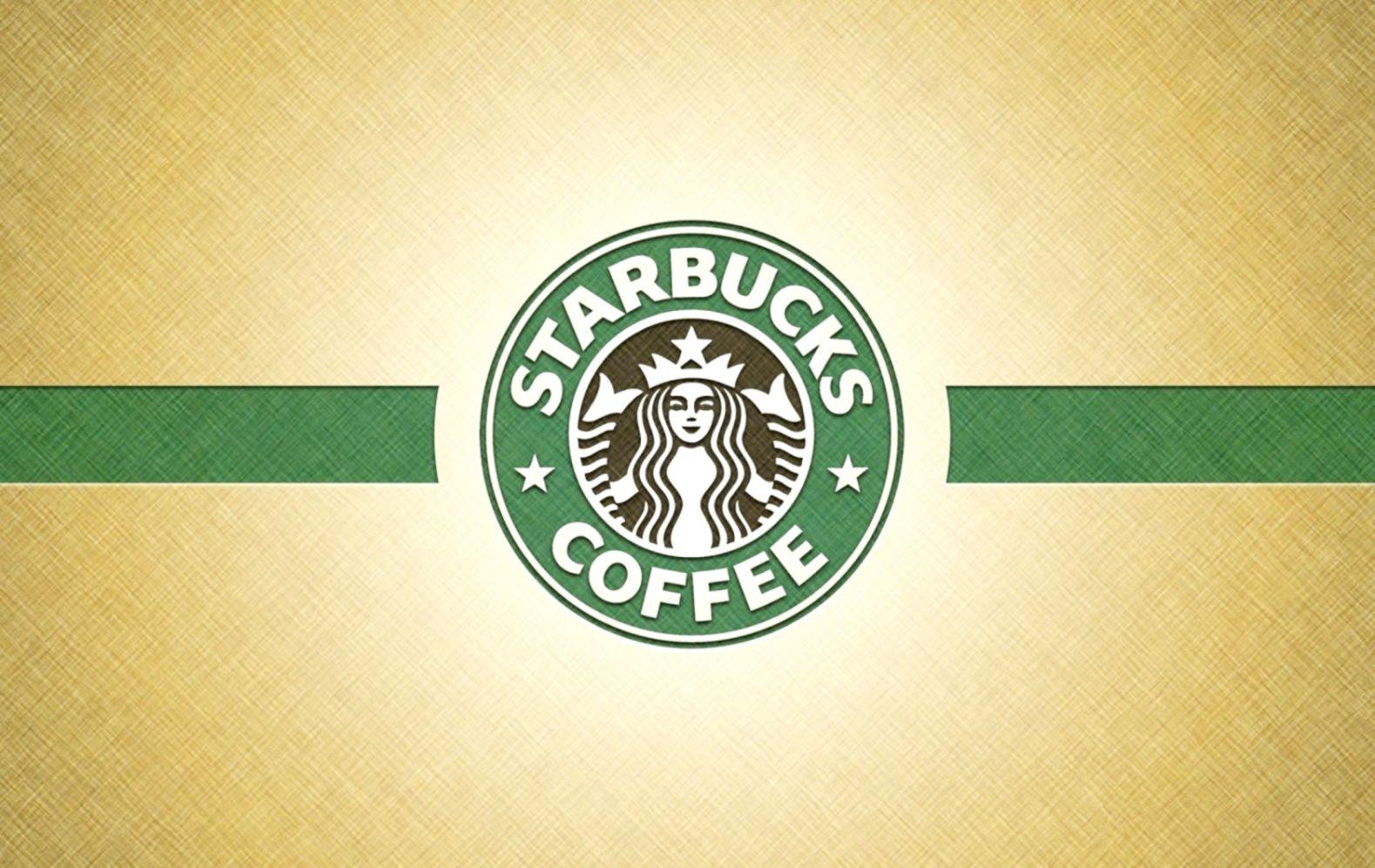 Art Logo Starbucks Coffee Hd Wallpaper Wallpapers Direct