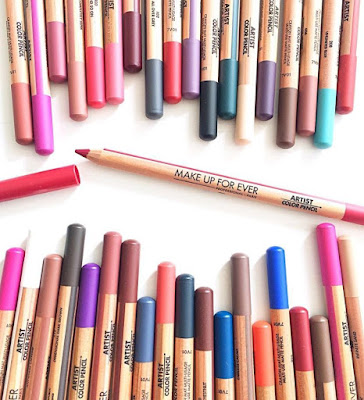 This week I m obsessed with... Make Up For Ever Artist Color Pencils!