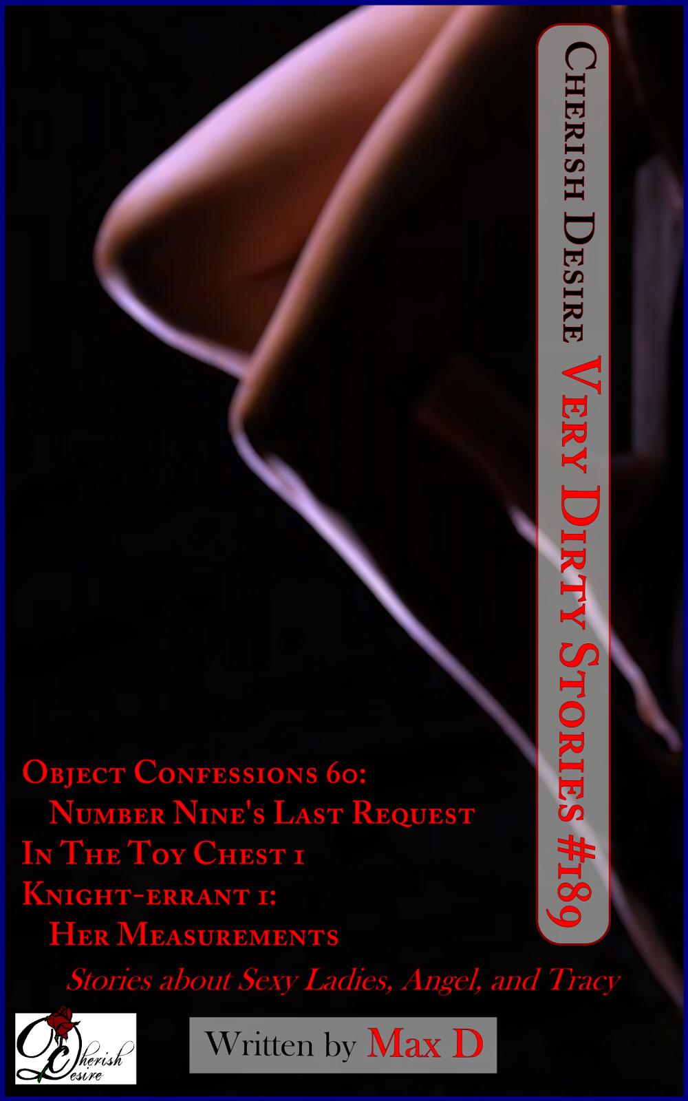 Cherish Desire: Very Dirty Stories #189, Max D, erotica