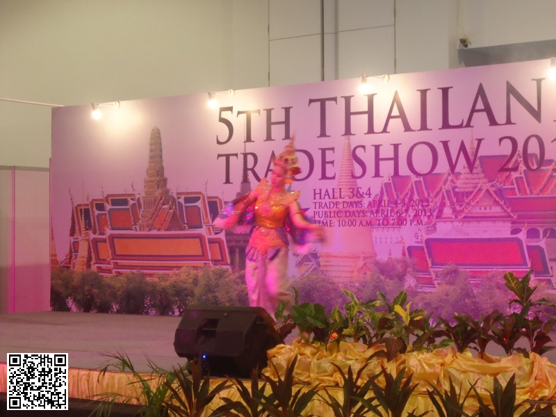 Discover Thai Foods, Beauty, Cosmetics, Spices and more at Thailand Trade Show