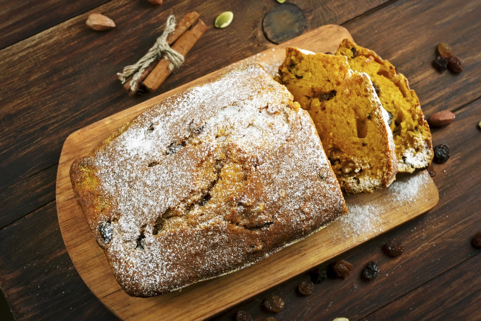 One Bowl Vegan Gluten-Free Pumpkin Bread
