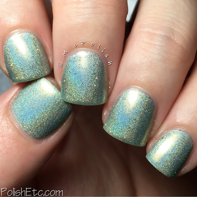Fair Maiden Polish - Color4Nails exclusives - McPolish - Antique Charm