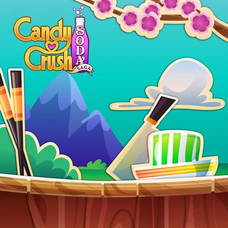 Candy Crush Soda Saga level 1226-1240