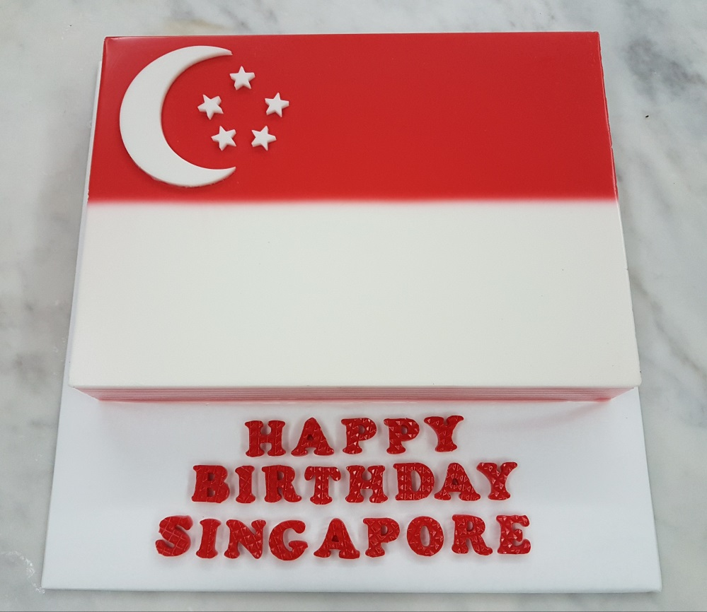 Jelly Birthday Cake Singapore