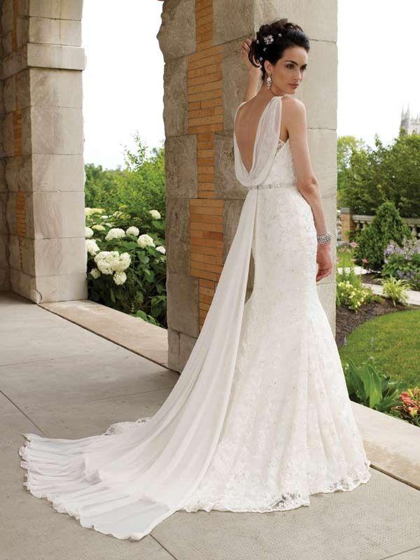 Destination Wedding ; Grecian, Greek Style of Gown | bridal wedding ...