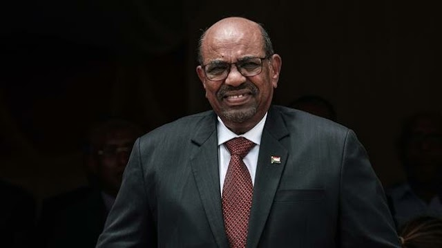 Sudan's President Omar al-Bashir steps down: Sudanese minister of production and economic resources Adel Mahjoub Hussein