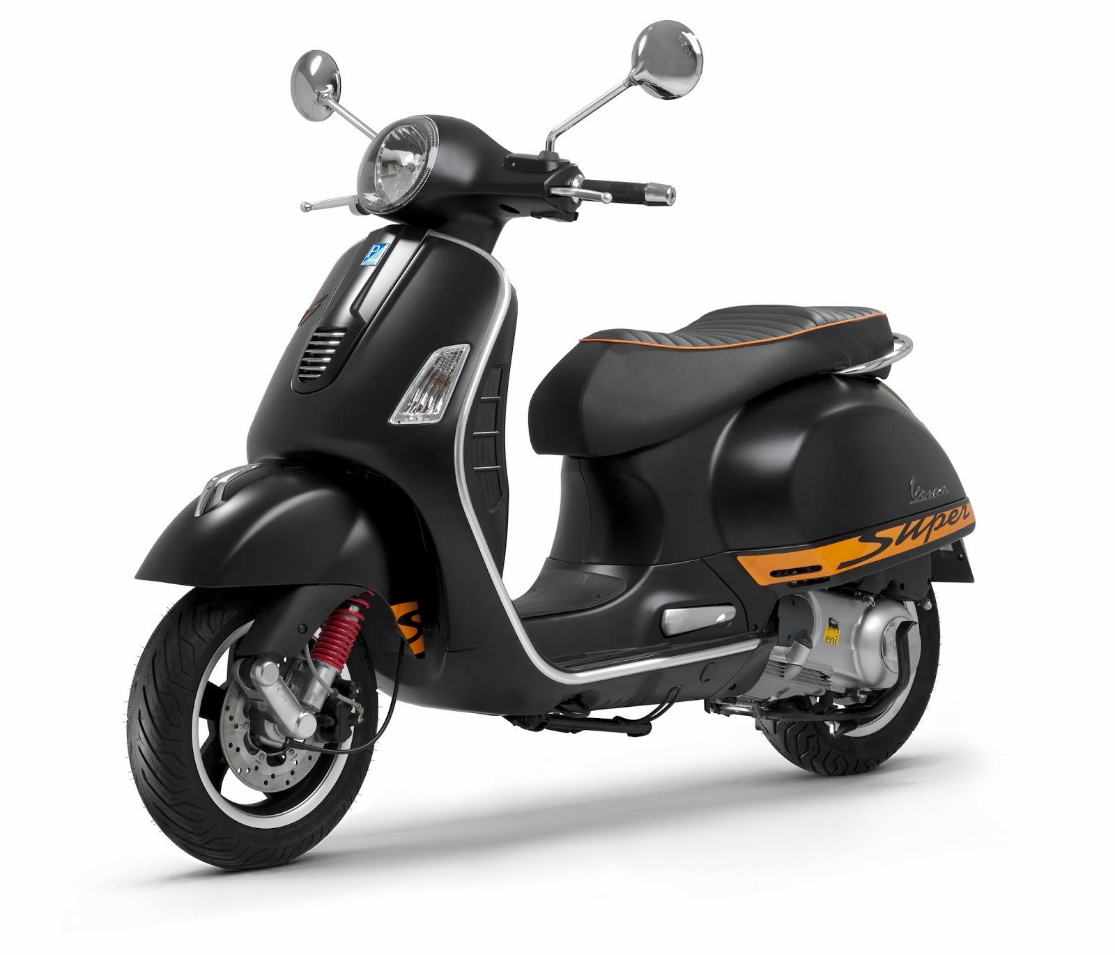 loja das motos vespa gts super sport 125 e 300. Black Bedroom Furniture Sets. Home Design Ideas