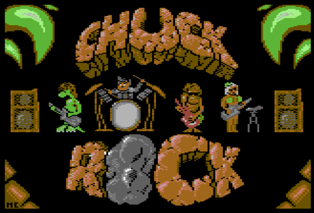 Some Of The The Best Games Of The Year Weren T Released In: Indie Retro News: Chuck Rock