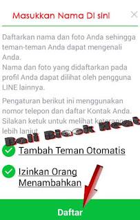 Daftar id line