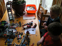 lego collection play