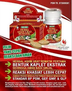 Obat alami asam urat rematik NULANG asli herbal Tradisional