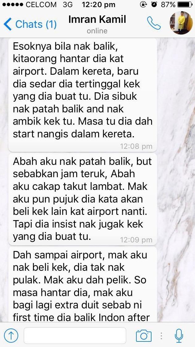 kisah kek pembantu rumah Indonesia