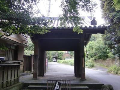 瑞泉寺総門