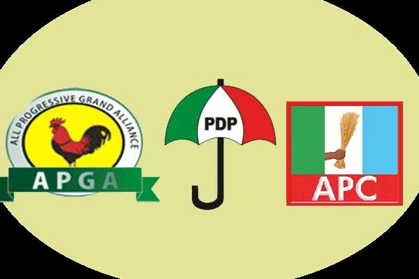 "Edo decides: APGA fumes, blasts APC for ""printing similar logos"""