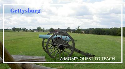 Gettysburg, Civil War, Historic Parks, History