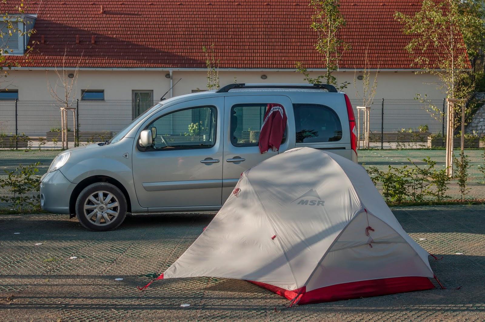 kocevje slovénie roadtrip camping