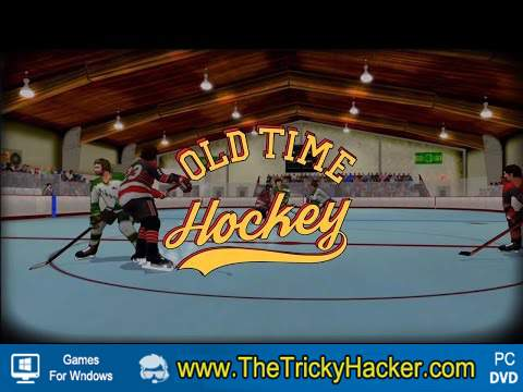 Old Time Hockey Free Download Full Version Game PC